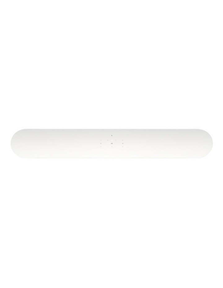 Beam Wireless Soundbar - White image 4