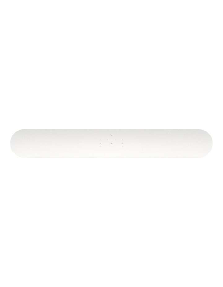 Beam Wireless Soundbar - White image 5