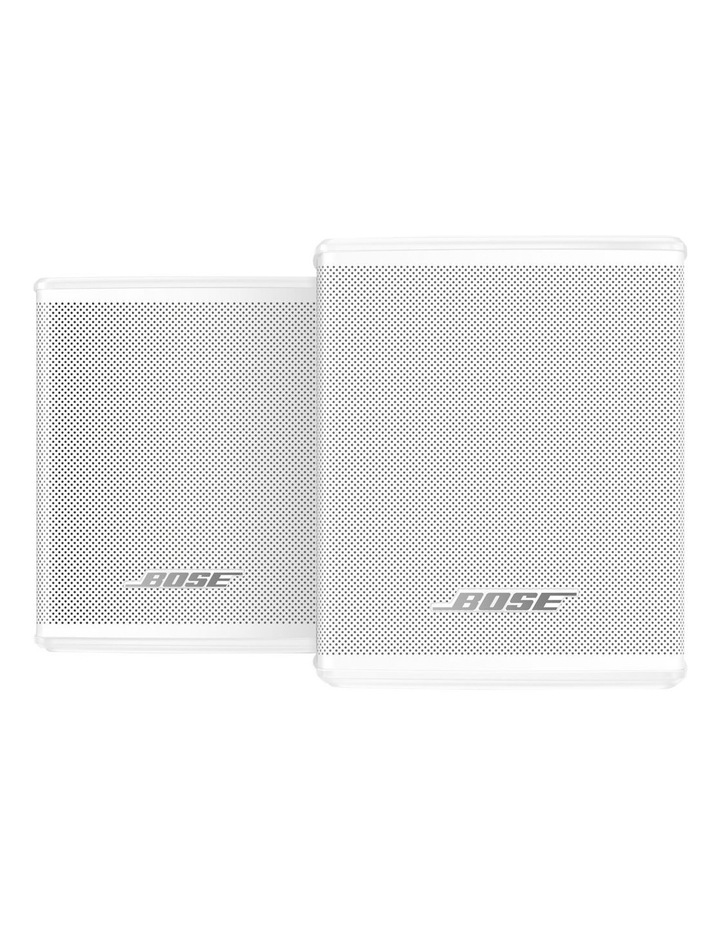 Surround Speakers - White image 1