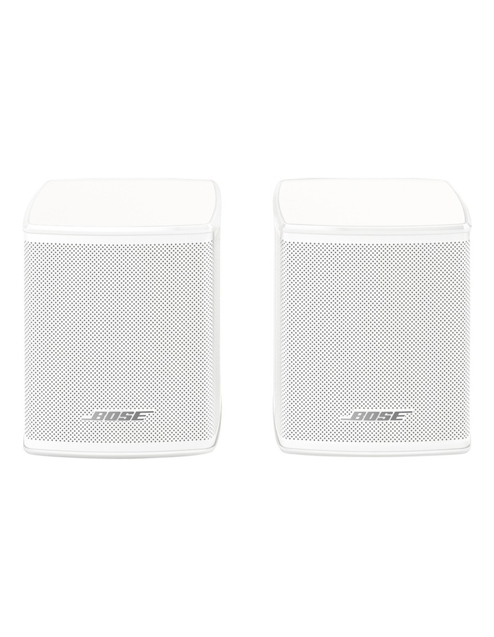 Surround Speakers - White image 3