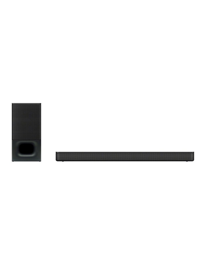 HTS350 2.1Ch 320W Soundbar and Wireless Sub image 1