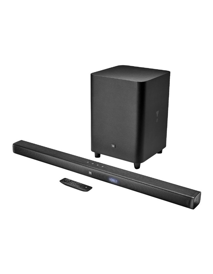 Bar 3.1Ch Soundbar with Wireless Subwoofer image 1