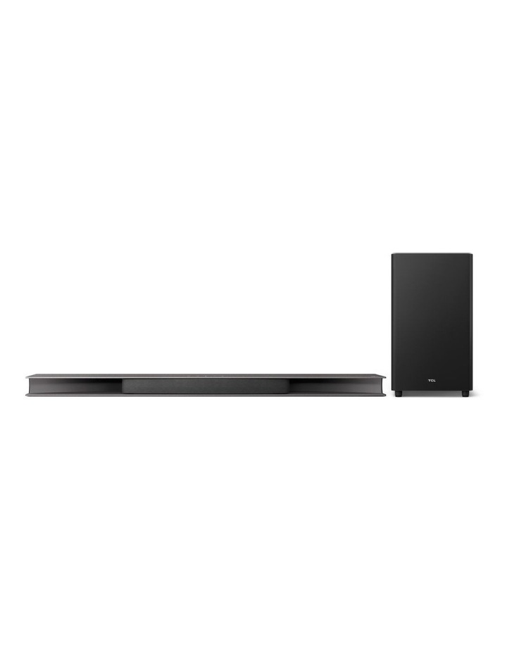 TCL 3.1 Channel 540W Dolby Atmos Soundbar with Wireless Subwoofer image 1