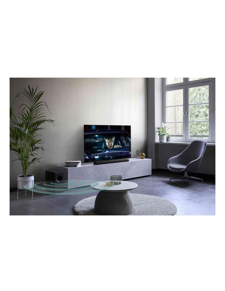2.1 Channel Dolby Atmos Soundbar With Wireless Subwoofer 360 Watts SC-HTB600GNK image 5