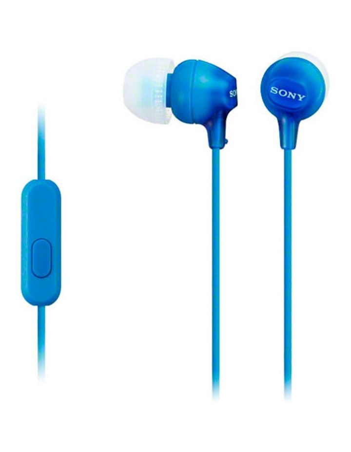 In-Ear Headphones Blue MDREX15AP image 1