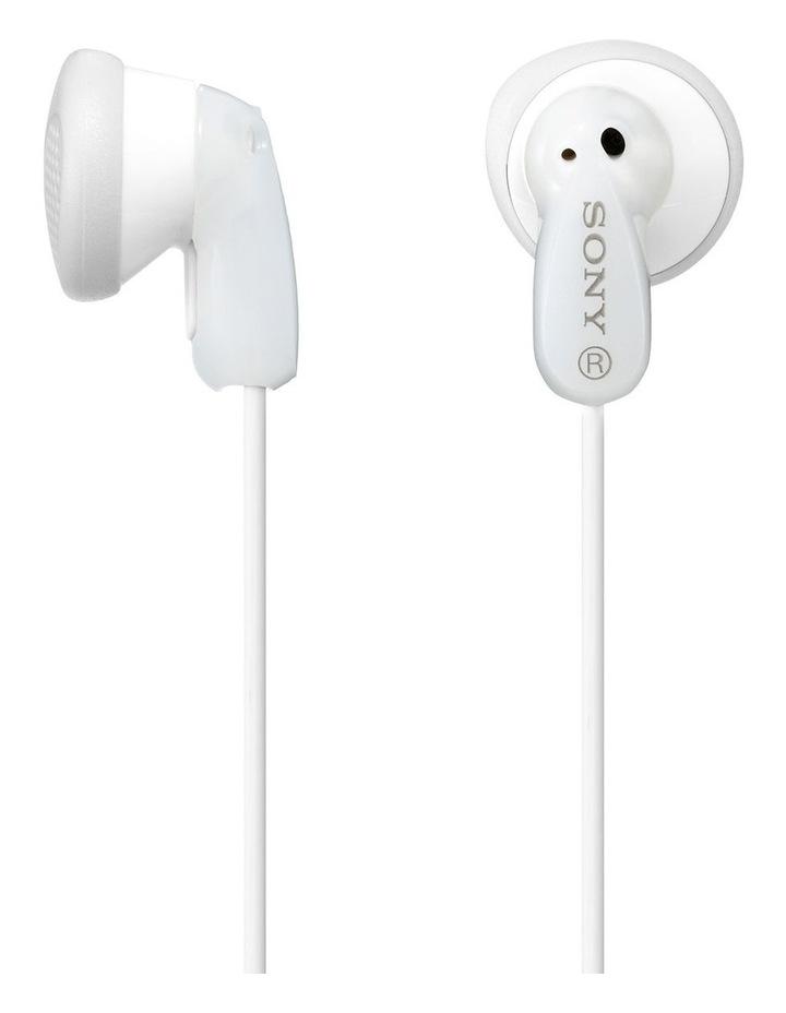 In-Ear Headphones White MDRE9LPW image 1