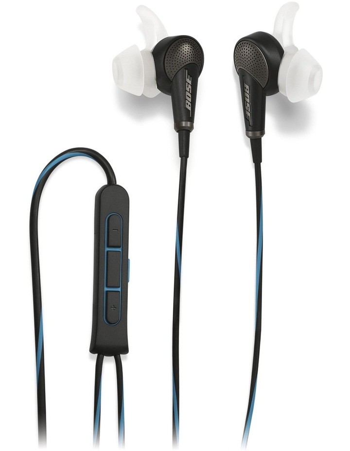462287a2c27 QC®20 Acoustic Noise Cancelling in-ear headphones for Apple Black image 1