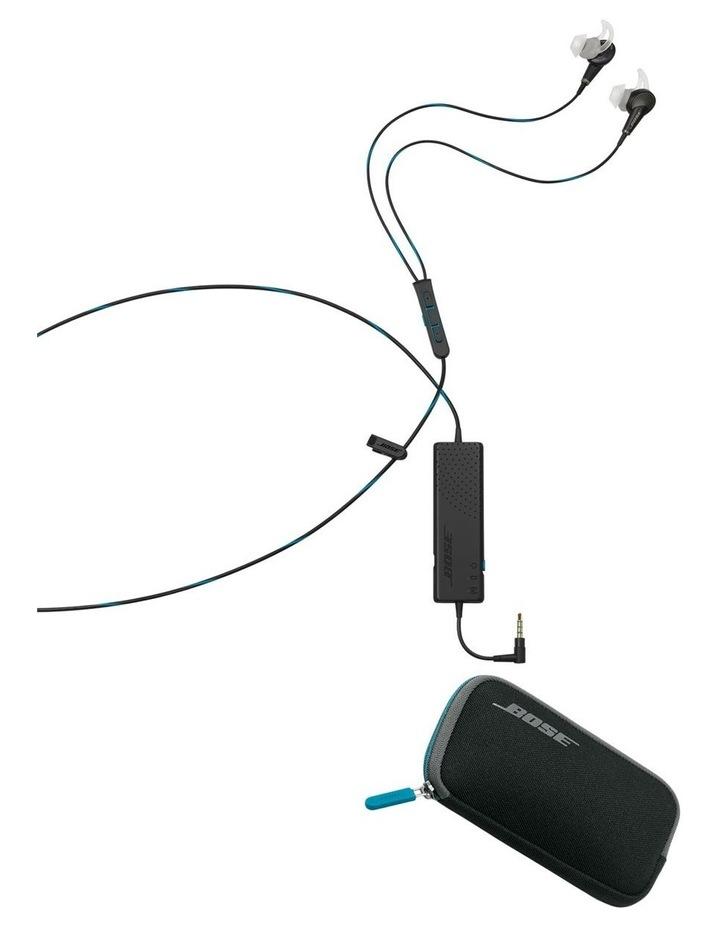 QC20 Acoustic Noise Cancelling in-ear headphones Apple Black image 2