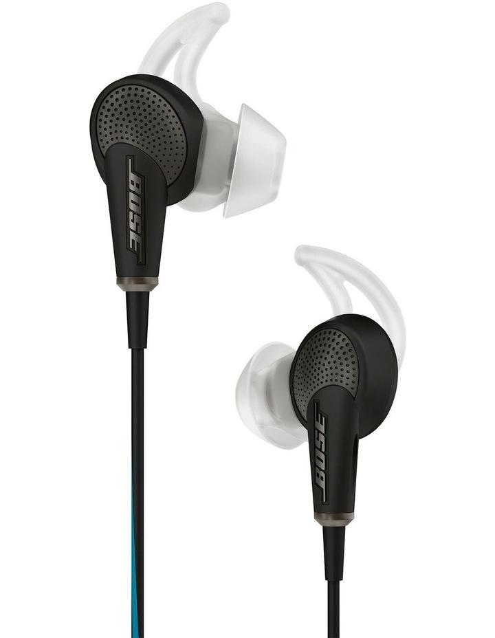 QC20 Acoustic Noise Cancelling in-ear headphones Apple Black image 4