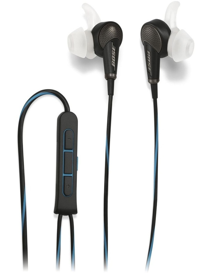 BOSE® QC20 Acoustic Noise Cancelling in-ear headphones Samsung Black image 1