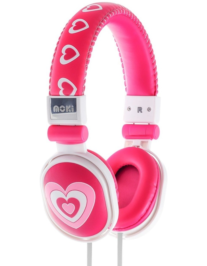 ACC HPPON Poppers on-ear Headphones Hearts 3 image 1