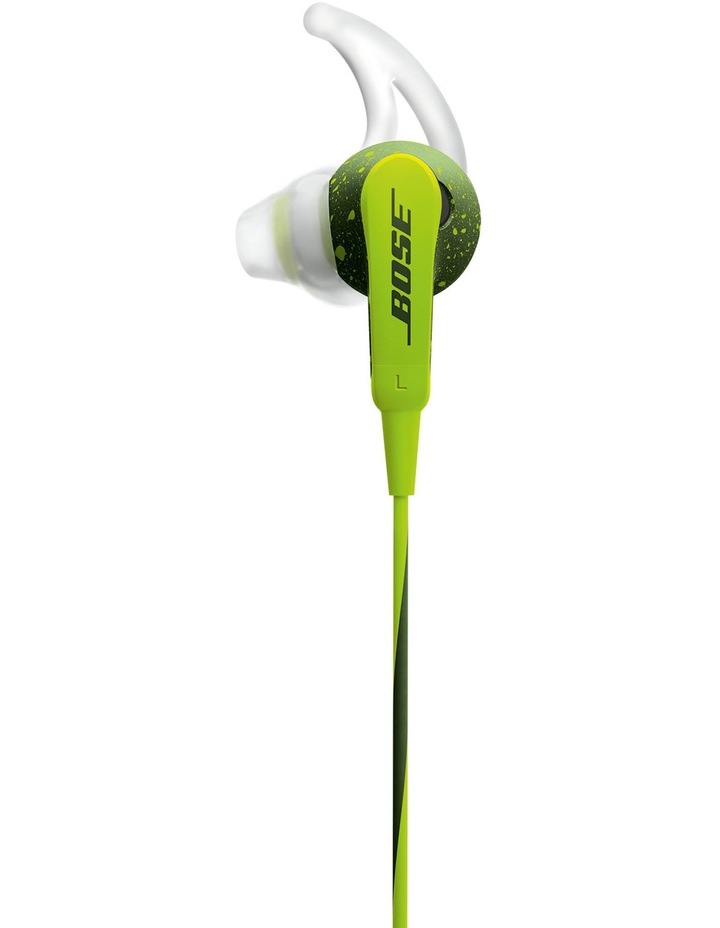 SoundSport® in-ear headphones Energy Green for Apple image 1