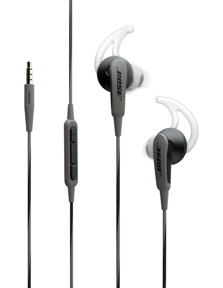 SoundSport® in-ear headphones Charcoal for Android image 3
