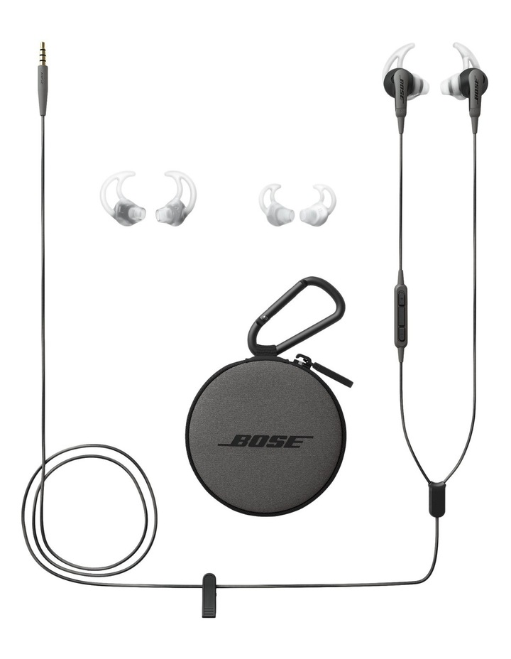 SoundSport® in-ear headphones Charcoal for Android image 4