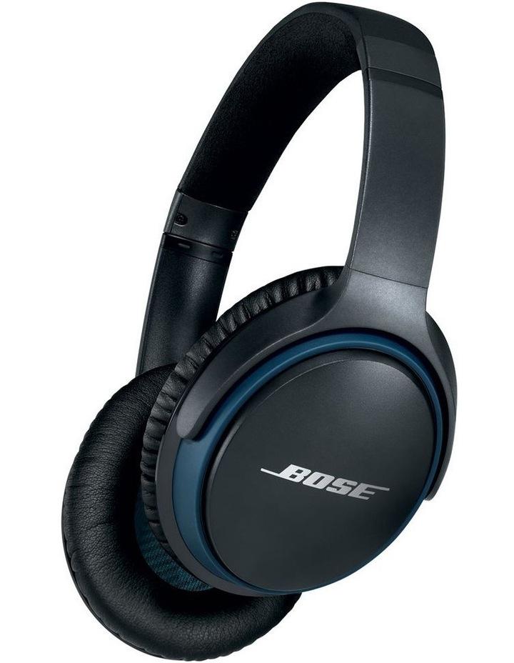 SoundLink around ear wireless headphones II Black image 1