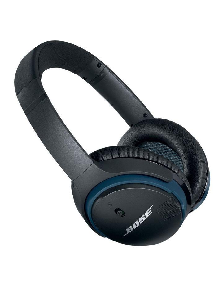 SoundLink around ear wireless headphones II Black image 2