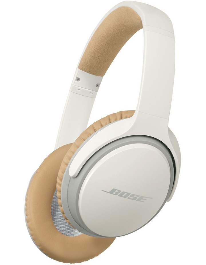 SoundLink® around ear wireless headphones II White image 1