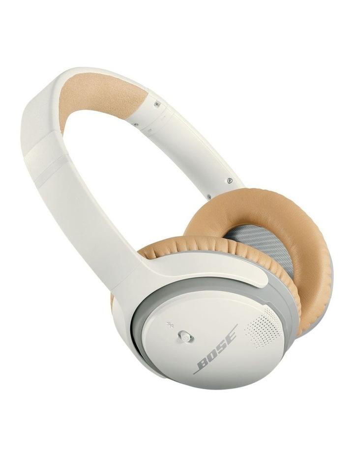 SoundLink around ear wireless headphones II White image 2