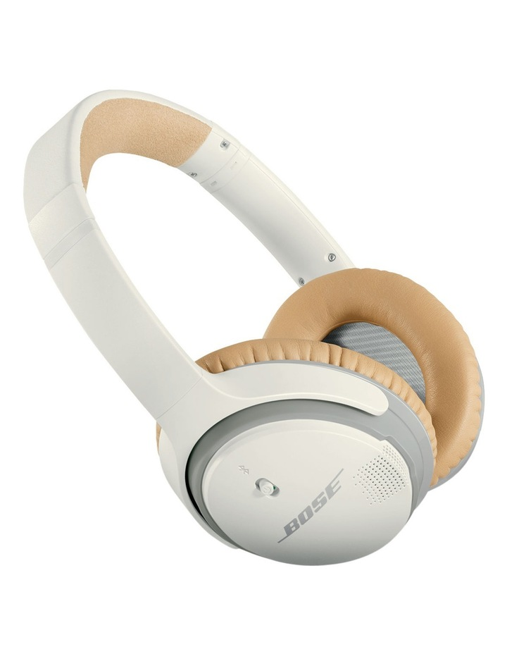 SoundLink® around ear wireless headphones II White image 2