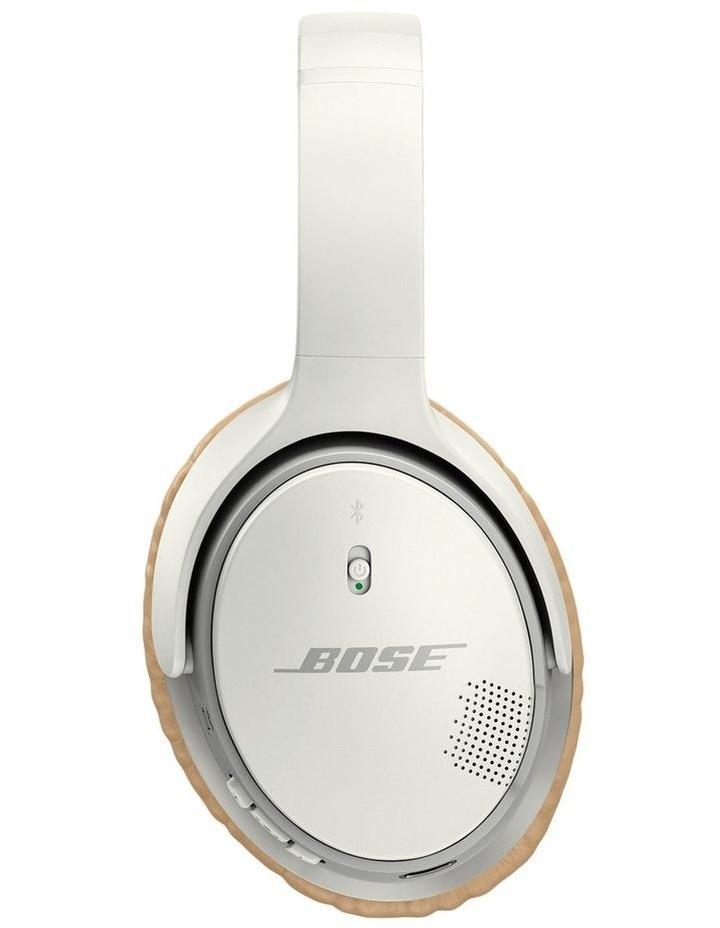 SoundLink around ear wireless headphones II White image 3