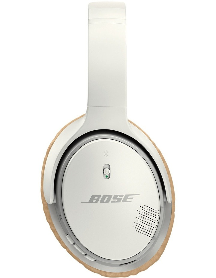 SoundLink® around ear wireless headphones II White image 3