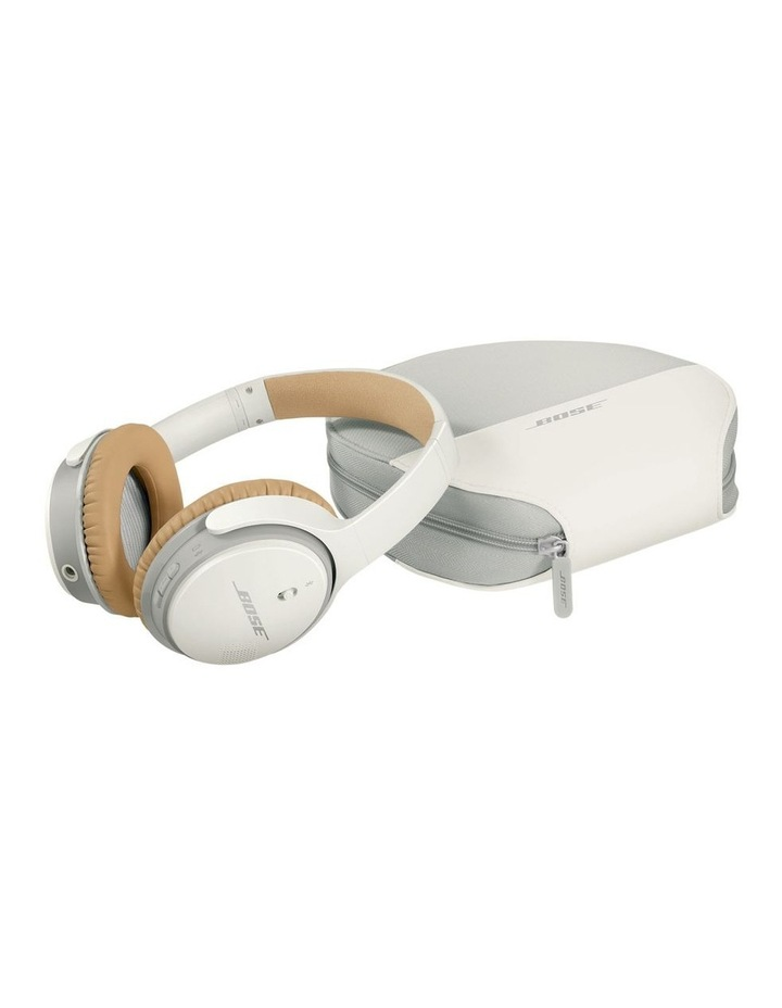 SoundLink around ear wireless headphones II White image 4