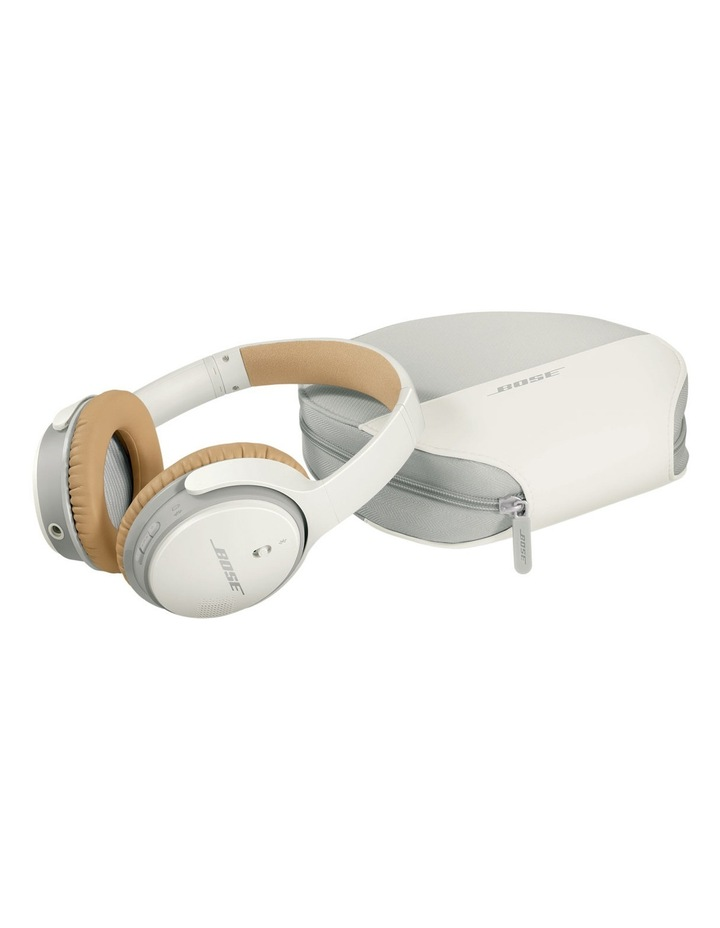 SoundLink® around ear wireless headphones II White image 4