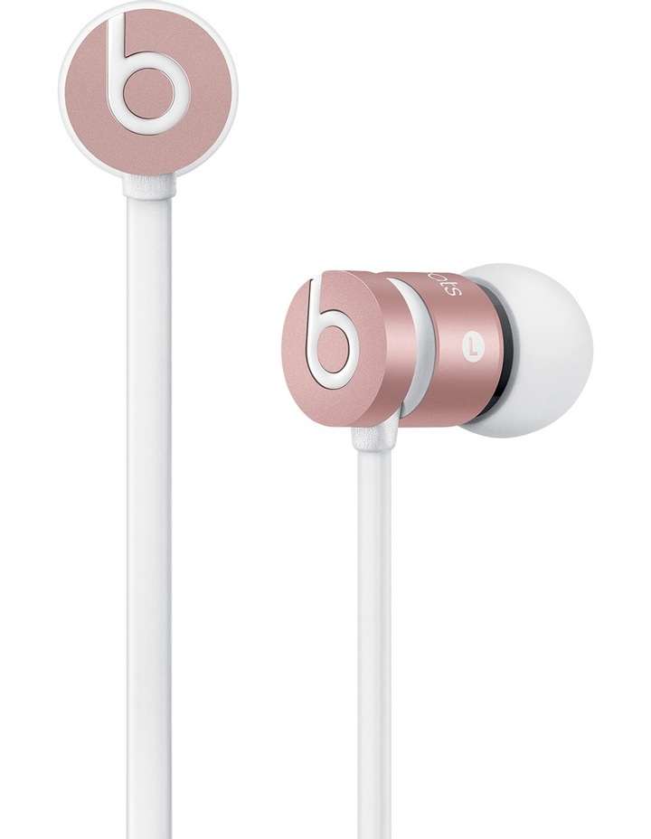 4fcdcb6b3e2b Beats By Dr Dre | UrBeats 2 In-Ear Headphones Rose Gold | MYER