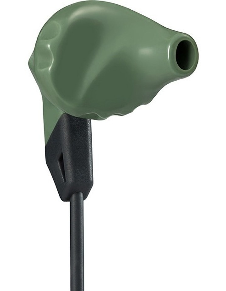 Grip 200 in-ear sport Headphones Olive image 2