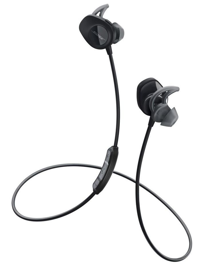 SoundSport® Wireless In-Ear Headphones Black image 1