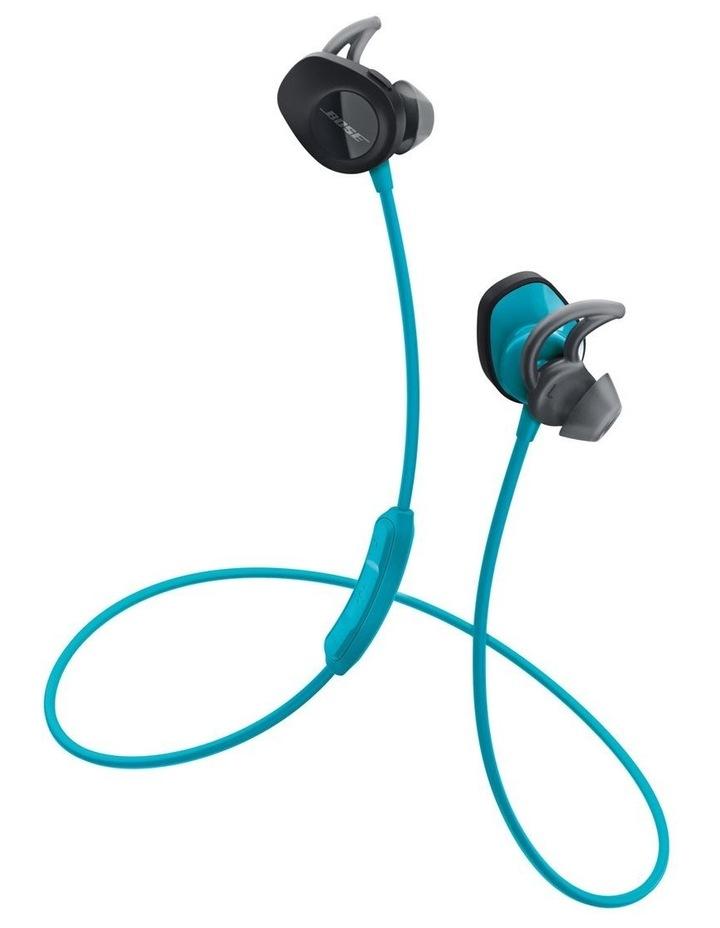 Bose SoundSport Wireless In-Ear Headphones Aqua image 1