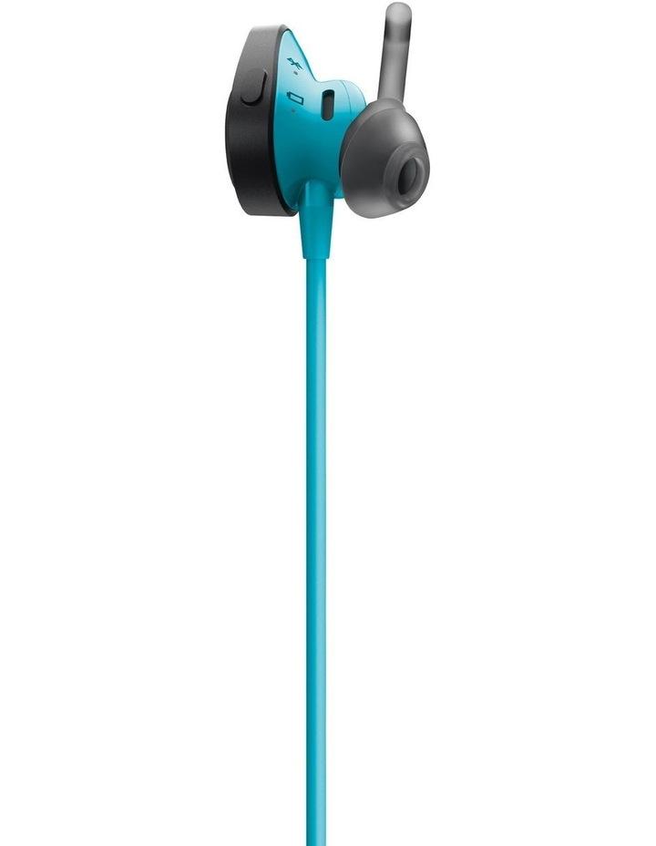 Bose SoundSport Wireless In-Ear Headphones Aqua image 3