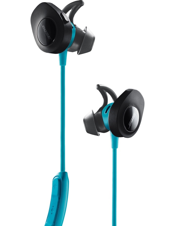 SoundSport® Wireless In-ear Headphones Aqua image 1