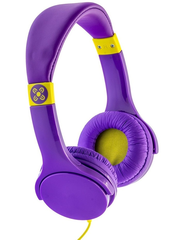 Lil' Kids Headphones Purple image 1