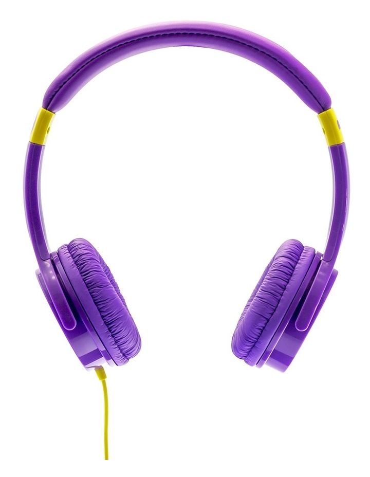 Lil' Kids Headphones Purple image 2