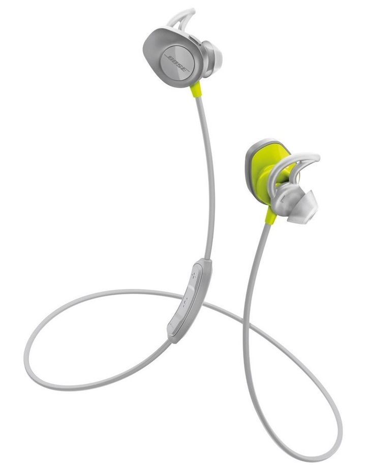 SoundSport Wireless Earphones - Citron image 1