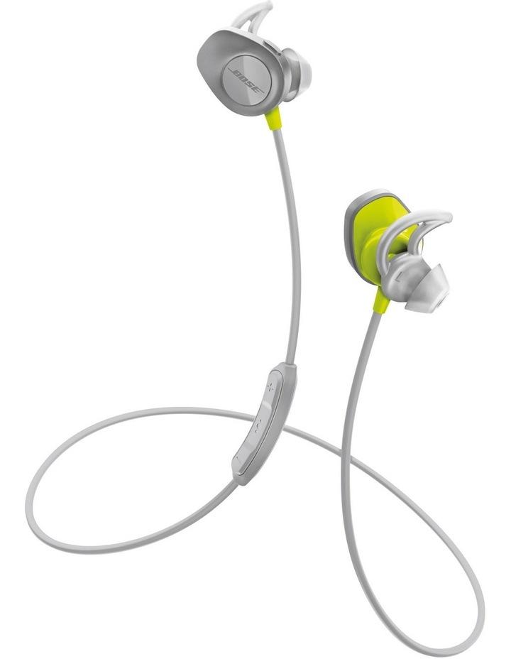 SoundSport Wireless Earphones - Citron image 1