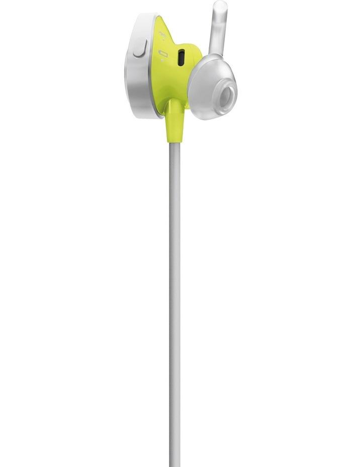 SoundSport Wireless Earphones - Citron image 3