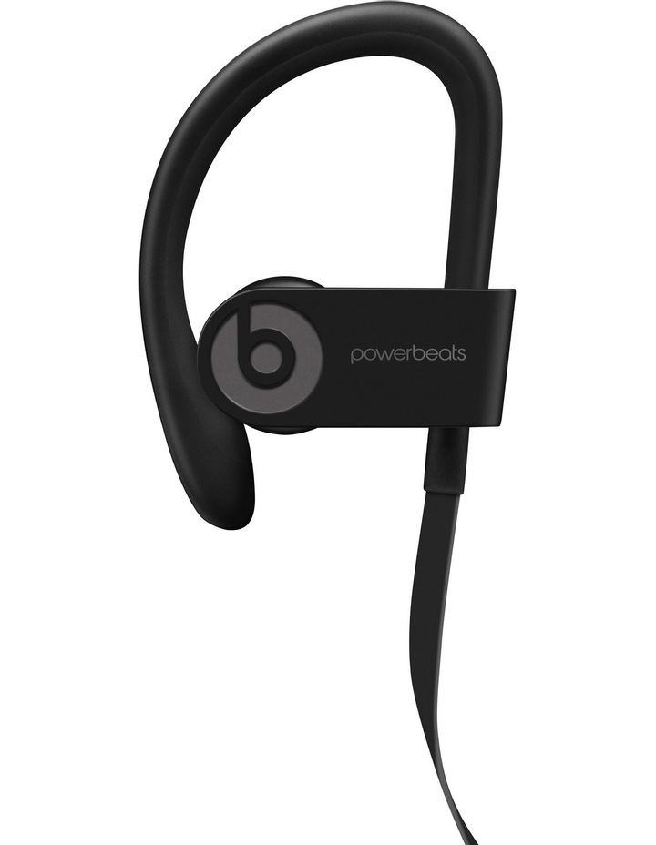 Powerbeats 3 Wireless in-ear headphones - Black image 1 cdc4fd0636