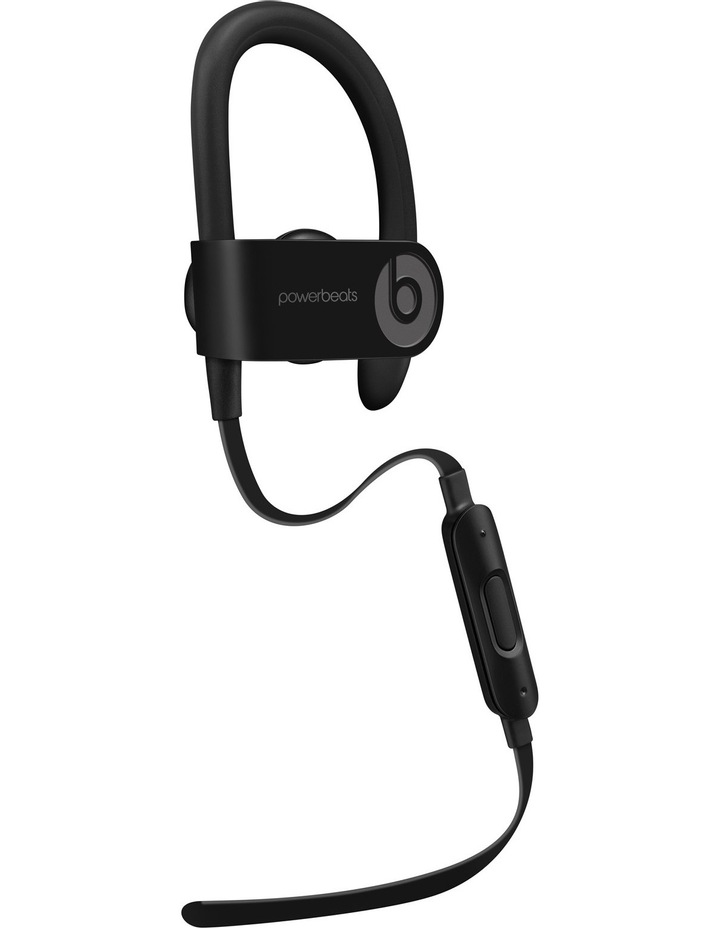 Powerbeats 3 Wireless in-ear headphones - Black image 3