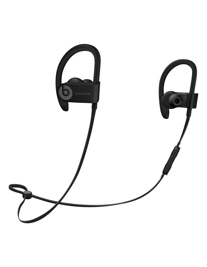 Powerbeats 3 Wireless in-ear headphones - Black image 4