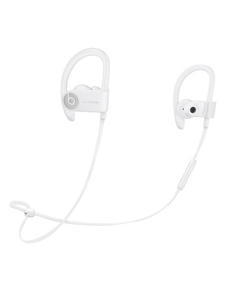 Powerbeats 3 Wireless in-ear headphones - White image 4