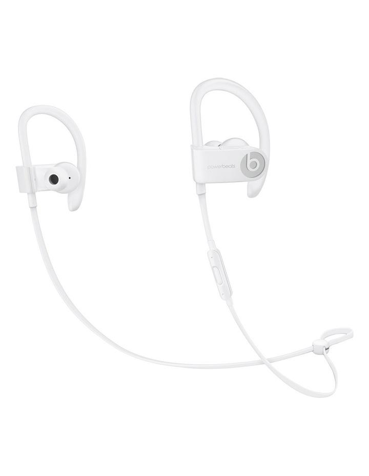Powerbeats 3 Wireless in-ear headphones - White image 5