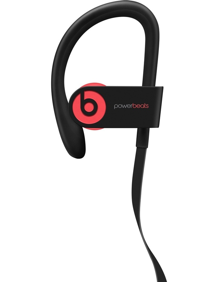 Powerbeats 3 Wireless in-ear headphones - Siren Red image 1