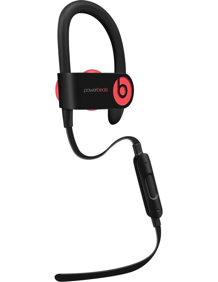 Powerbeats 3 Wireless in-ear headphones - Siren Red image 3