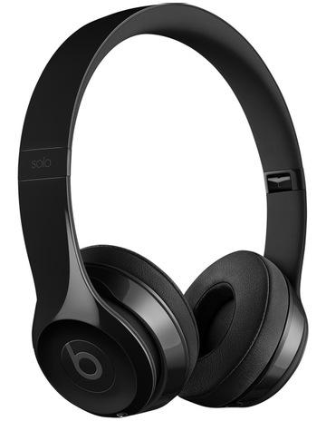 Beats by Dr DreSolo 3 Wireless On-Ear Headphones - Gloss Black. Beats by Dr  Dre Solo 3 Wireless On-Ear Headphones - Gloss Black 2ed7e53bb7