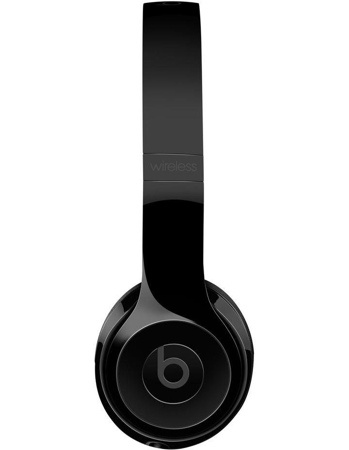 Solo 3 Wireless On-Ear Headphones - Gloss Black image 3
