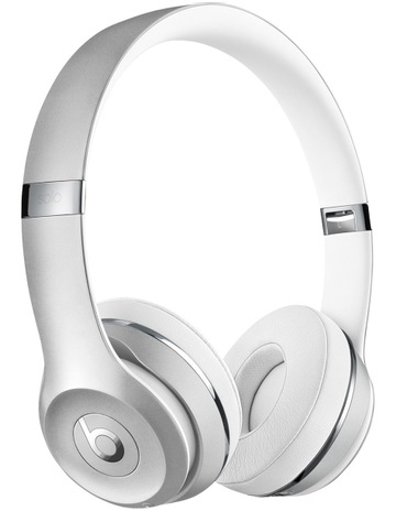 Beats by Dr DreSolo 3 Wireless On-Ear Headphones - Silver. Beats by Dr Dre  Solo 3 Wireless On-Ear Headphones - Silver be5595d36c