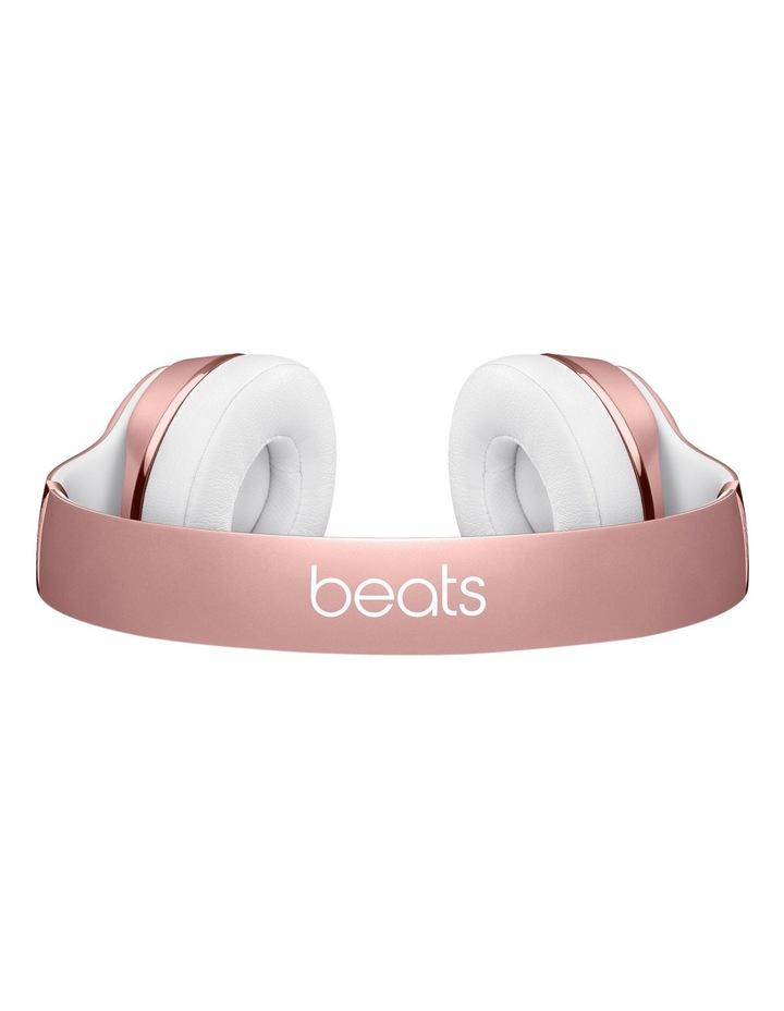 Solo 3 Wireless On-Ear Headphones - Rose Gold image 4