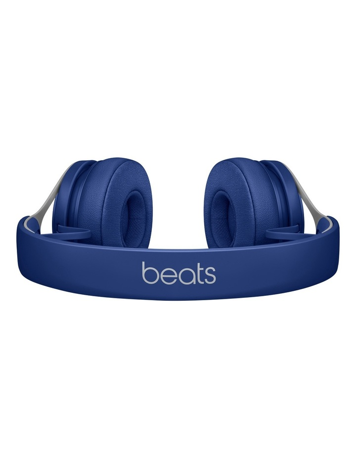EP on-ear headphones - Blue image 3